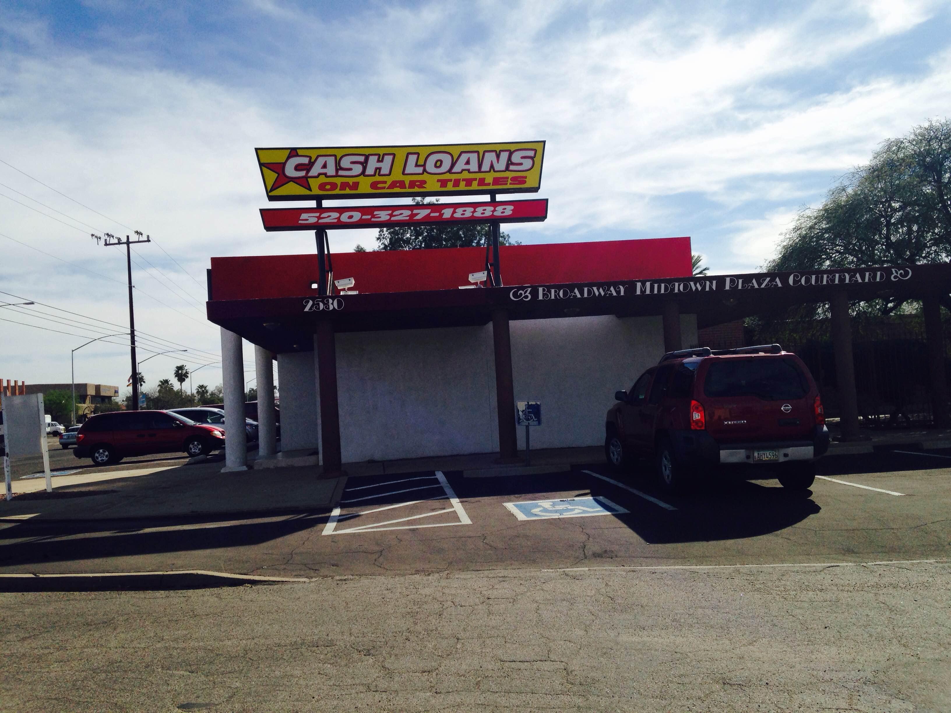 Car registration loans in tucson arizona